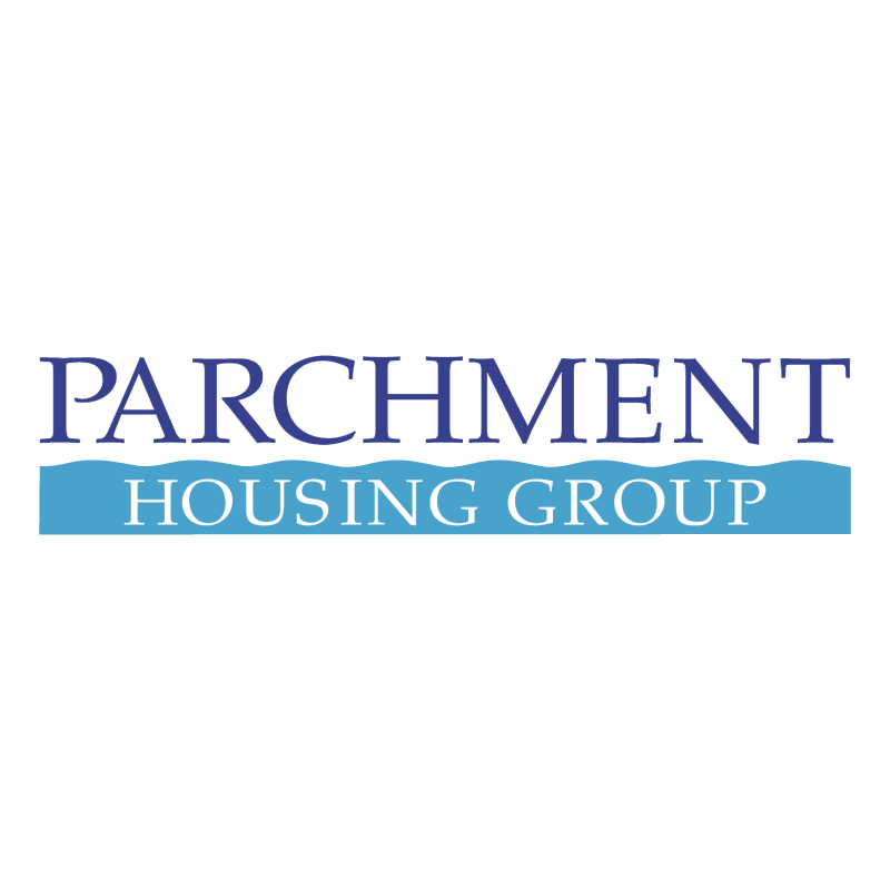 Parchment Housing Group vector