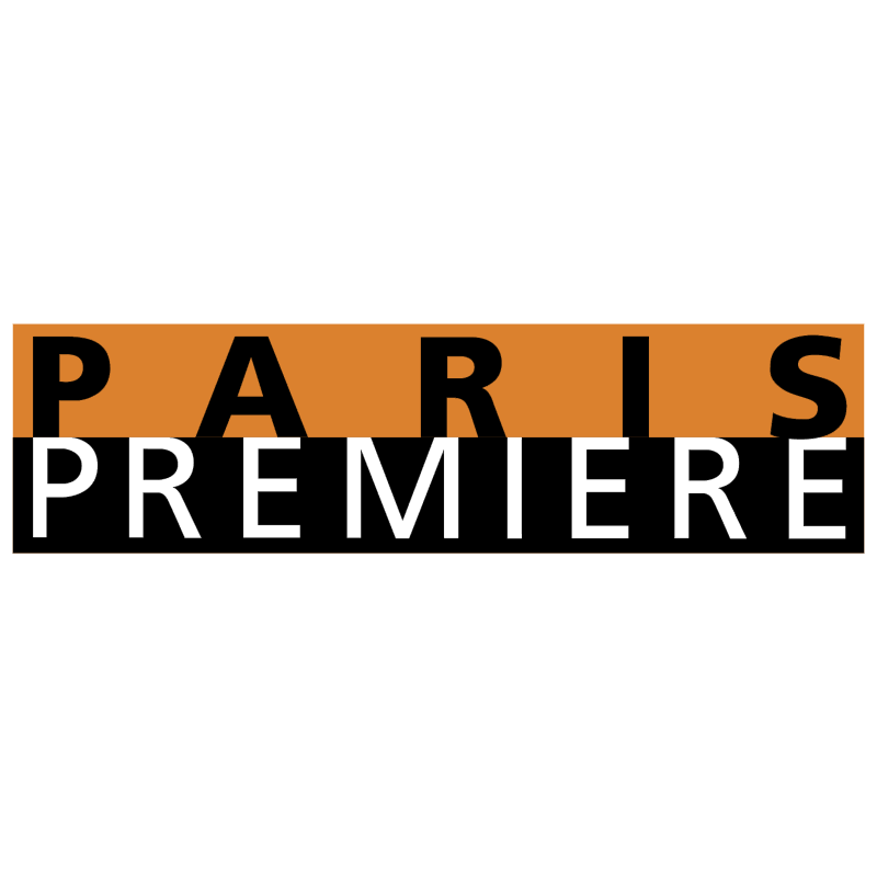 Paris Premiere vector logo