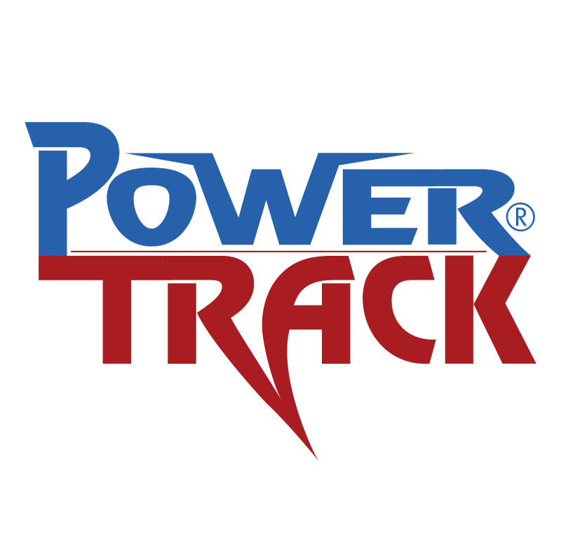 Power Track vector logo