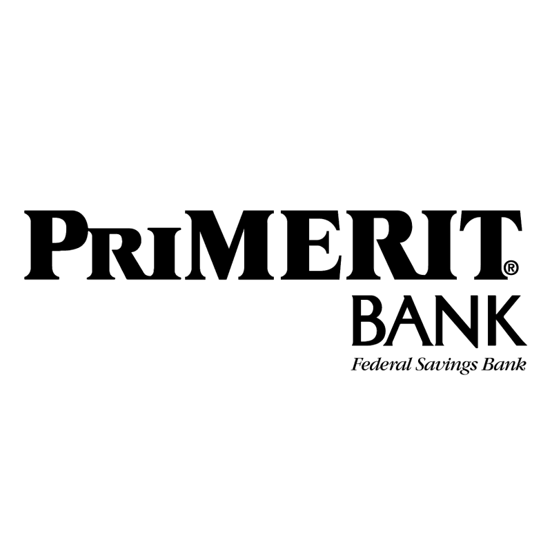PriMerit Bank vector
