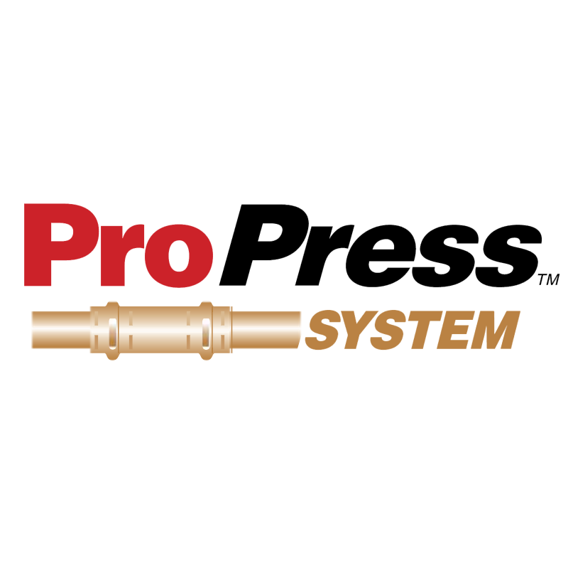 ProPress System vector