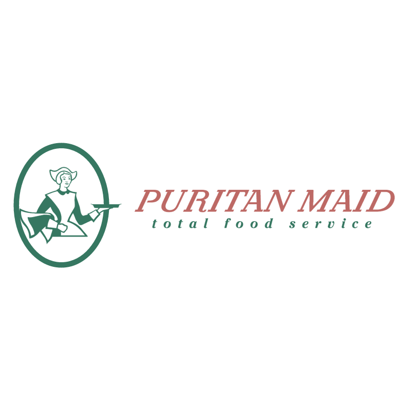 Puritan Maid vector