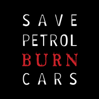Save Petrol vector