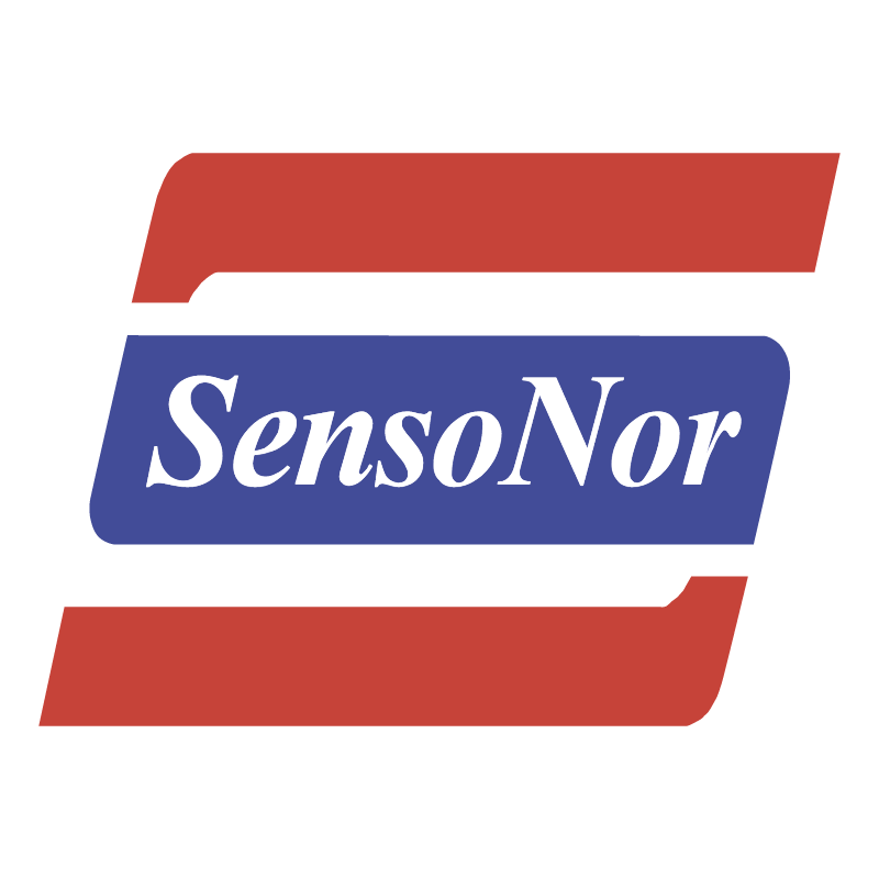 SensoNor vector logo