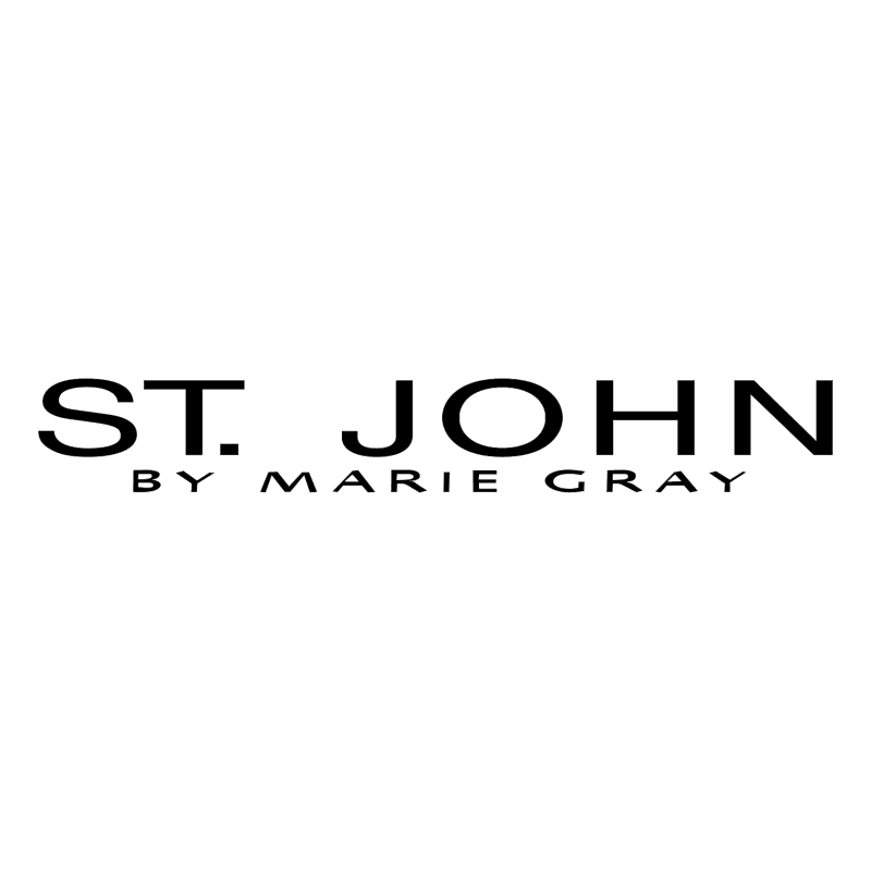 St John by Marie Gray vector logo