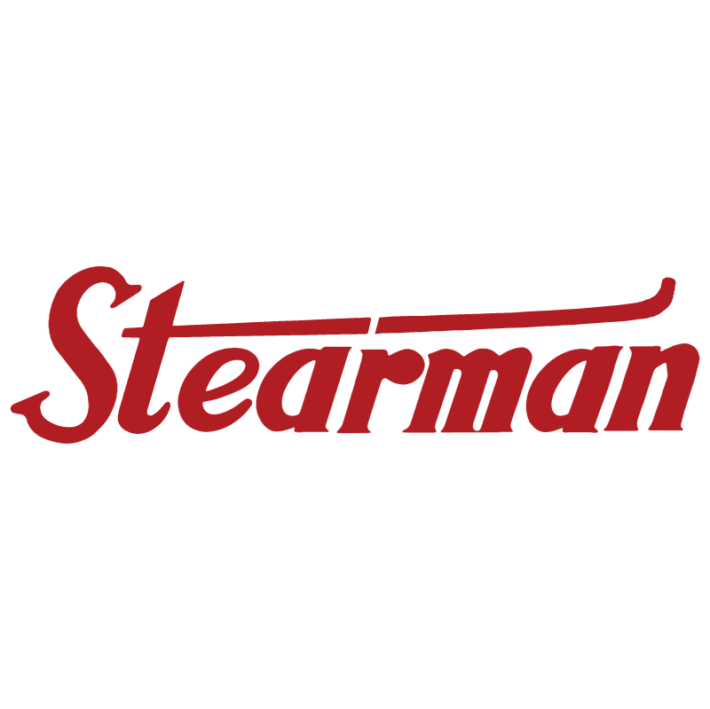 Stearman vector logo