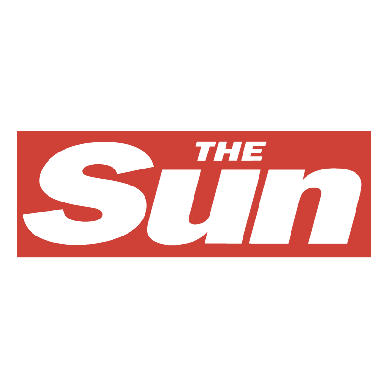 The Sun Newspaper vector
