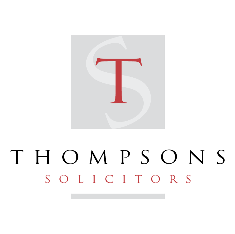 Thompsons Solicitors vector logo