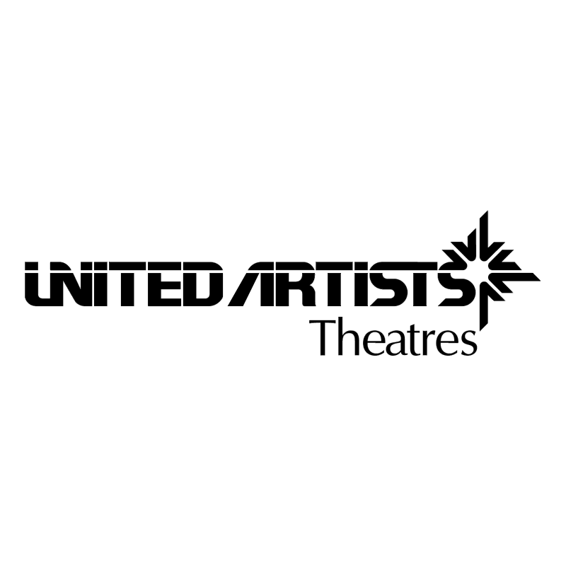 United Artist Theaters vector