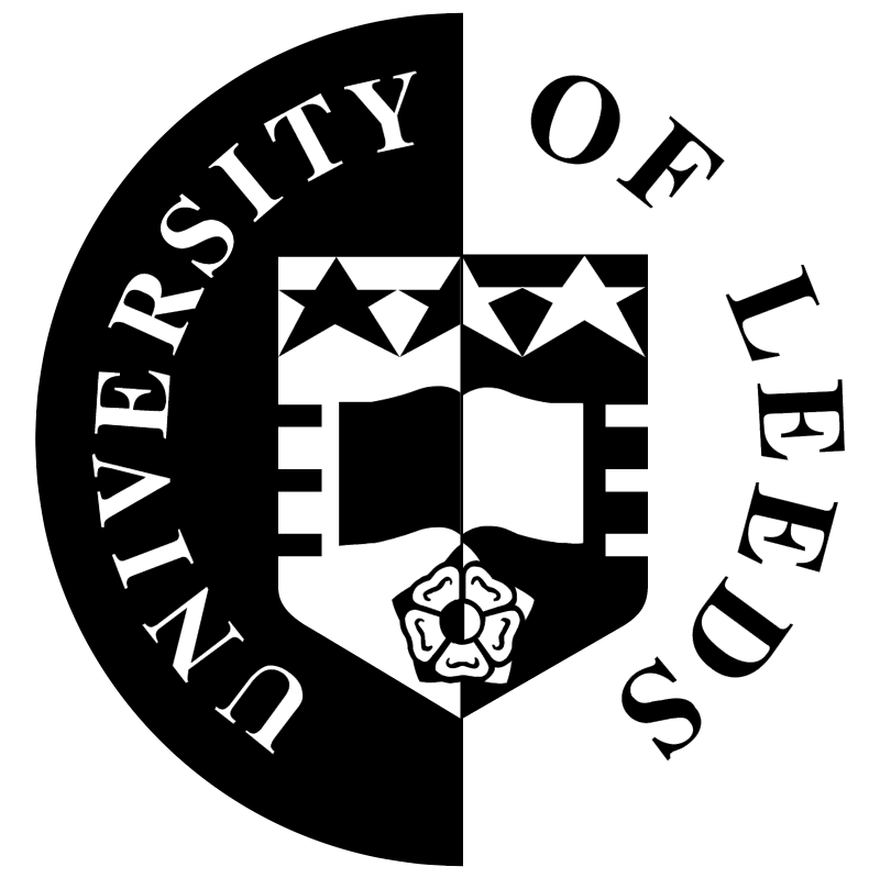 University of Leeds vector logo