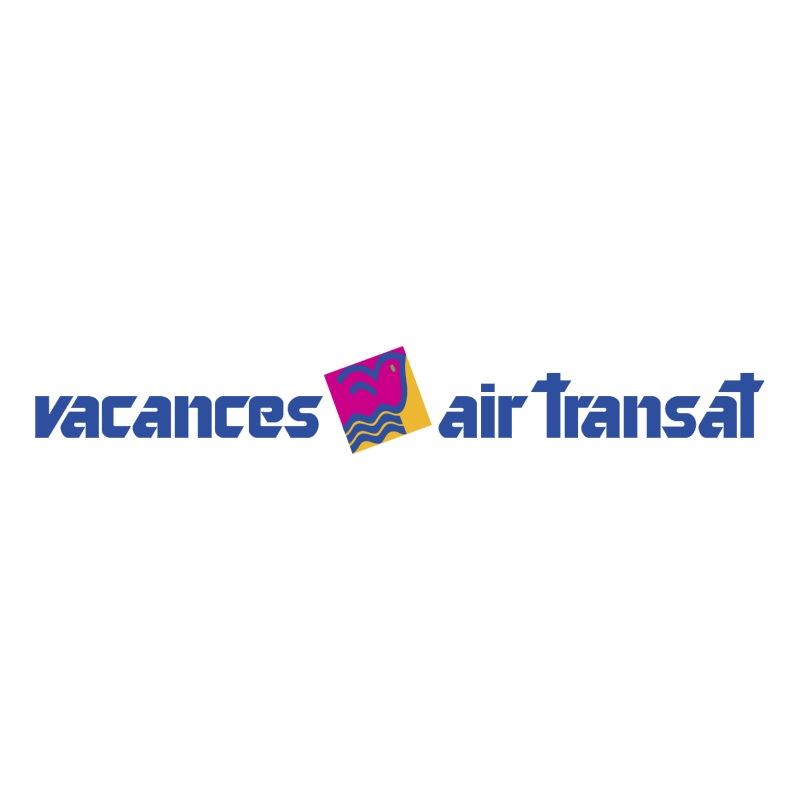Vacances Air Transat vector logo