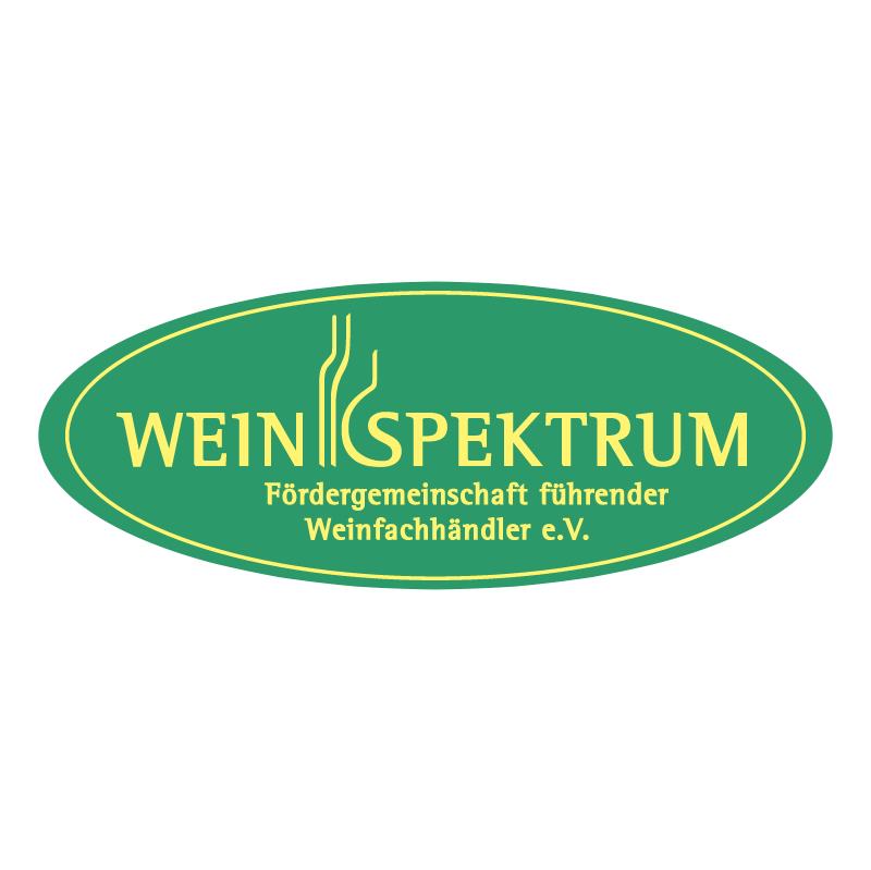 Wein Spektrum vector