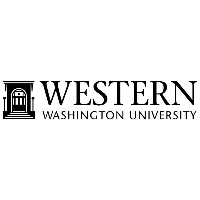 Western Washington University vector