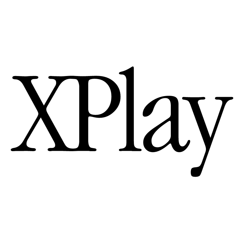 XPlay vector logo