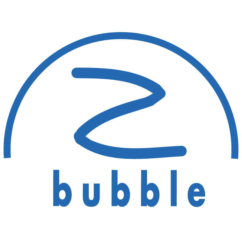 Z Bubbl vector logo