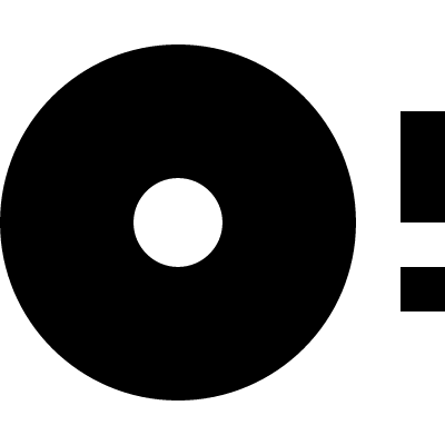 Record with Exclamation vector logo