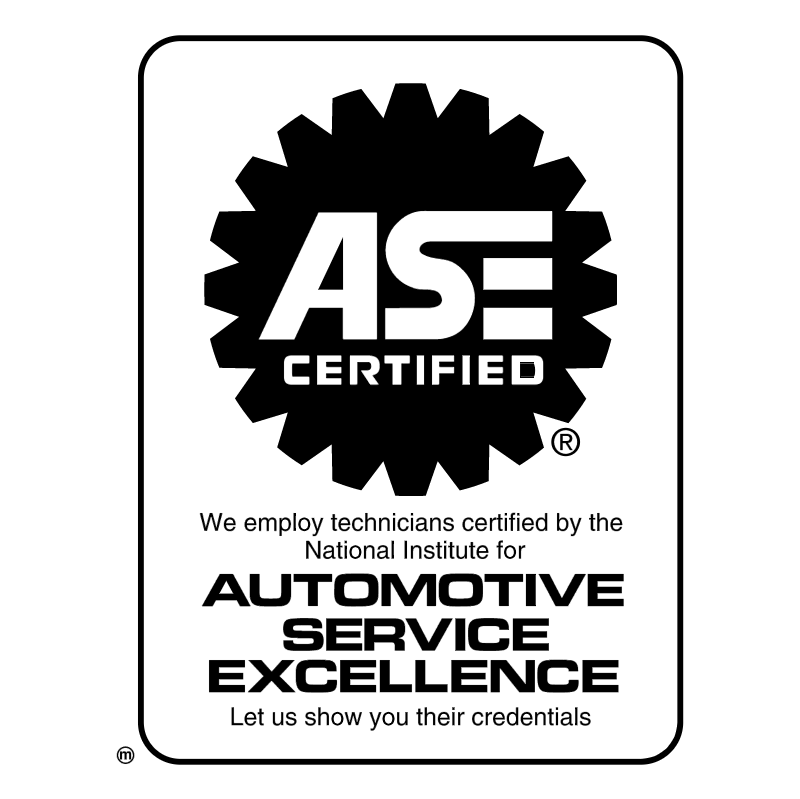 ASE Certified 55185 vector