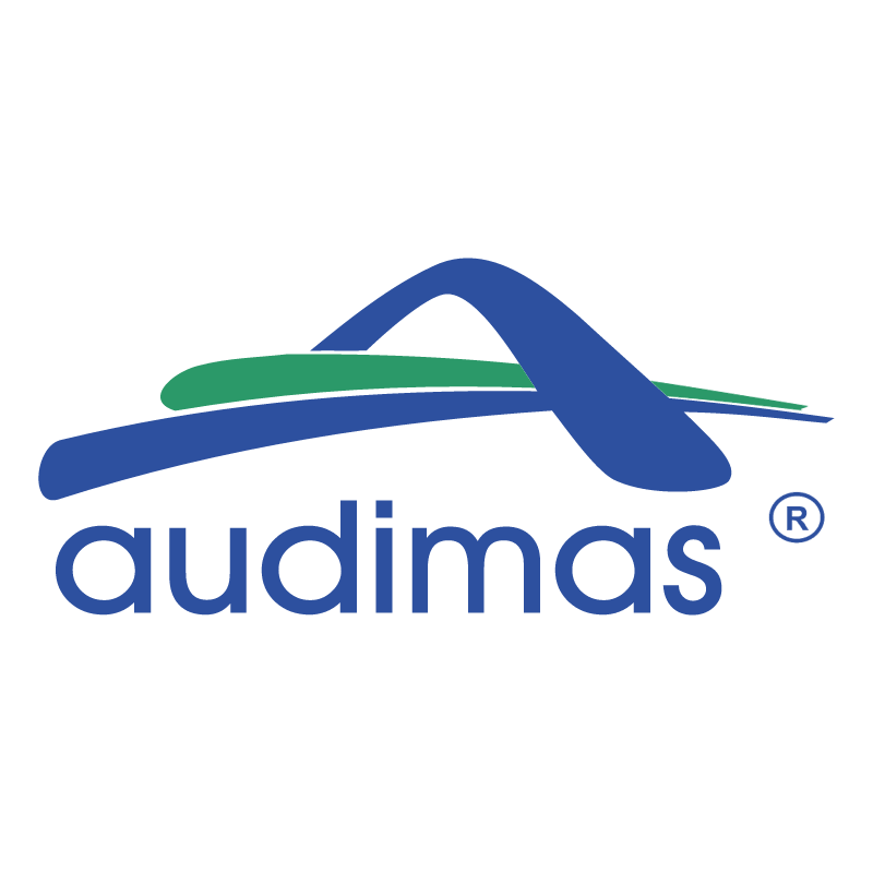 Audimas vector logo