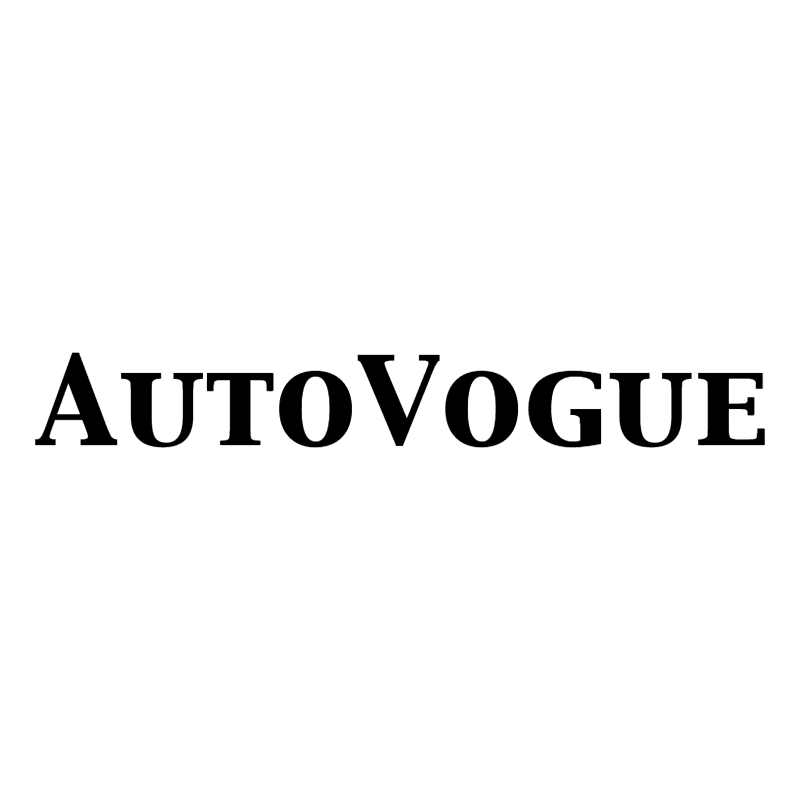 AutoVogue vector
