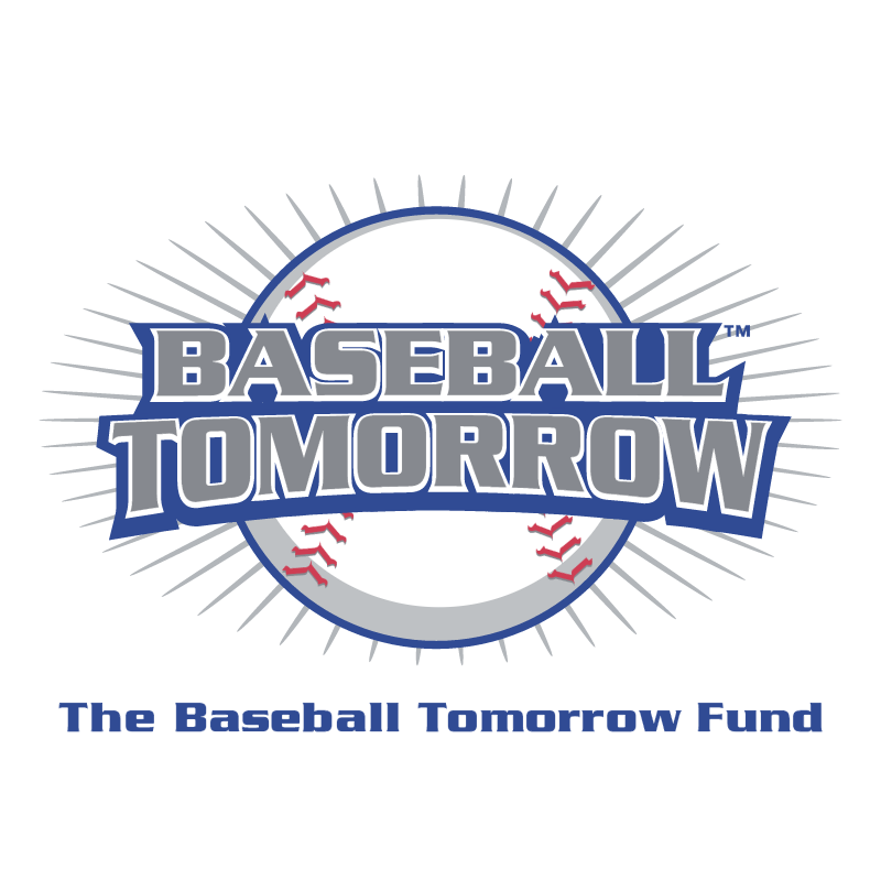 Baseball Tomorrow Fund vector