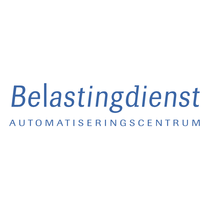 Belastingdienst Automatiseringscentrum 84179 vector