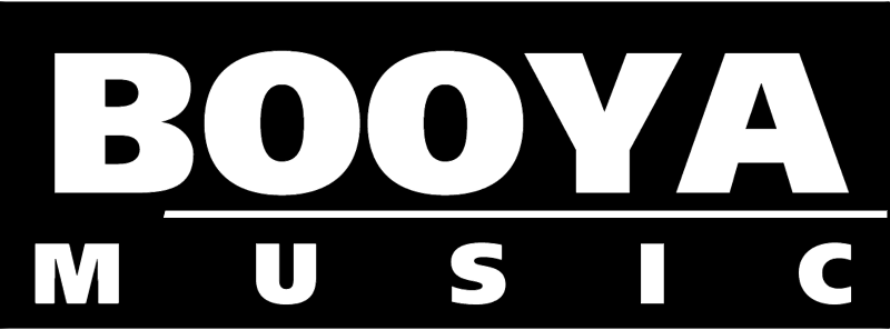 Booya Music logo vector