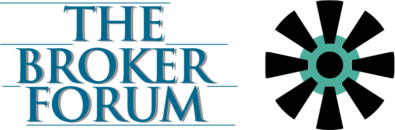 Broker Forum logo vector