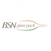 BSN Glass pack vector