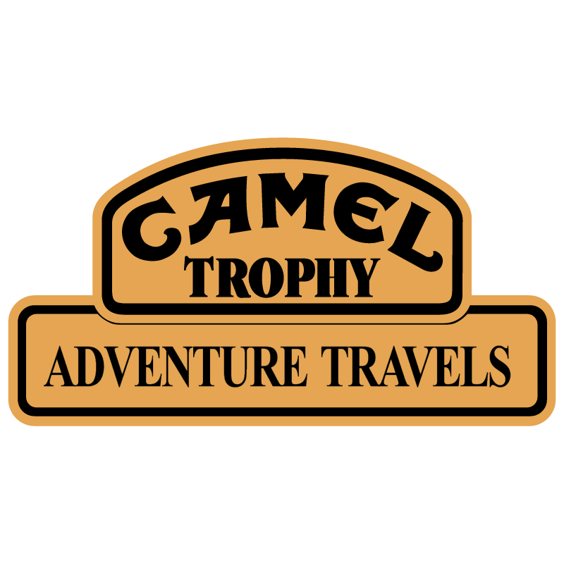 Camel Trophy vector