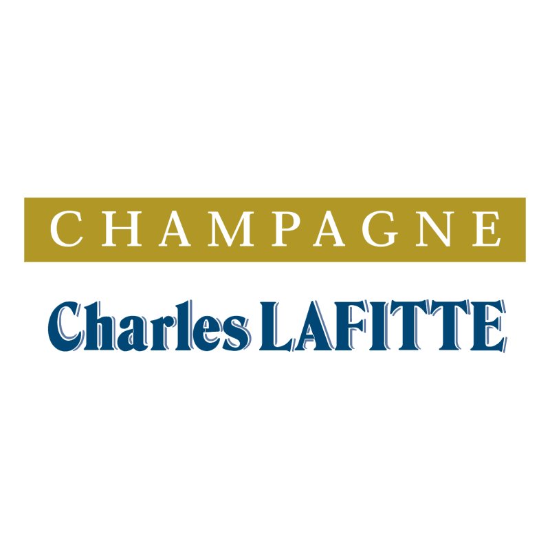 Charles Lafitte Champagne vector logo