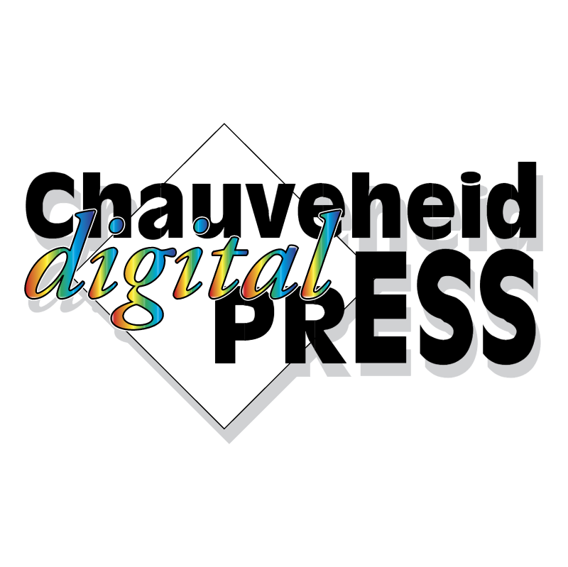 Chauveheid Digital Press vector