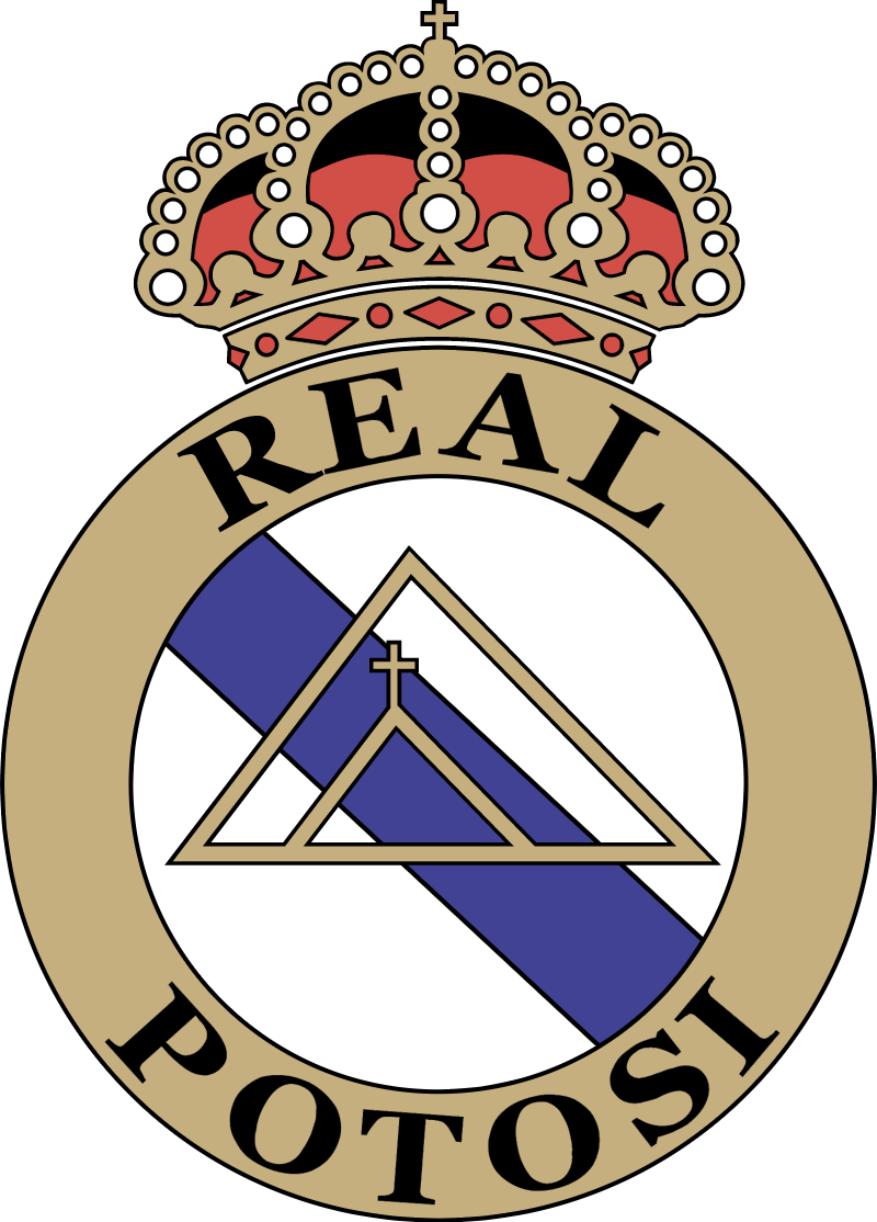 club real potosi vector logo