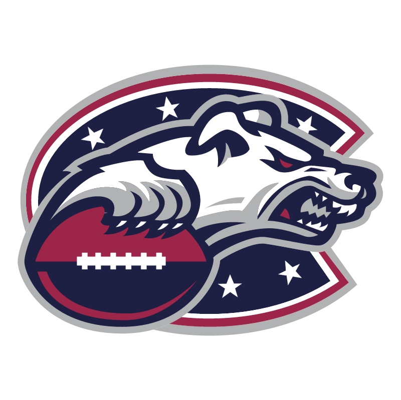 Columbus Wardogs vector
