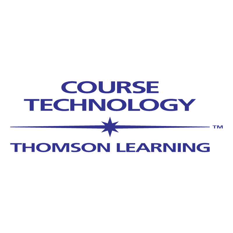 Course Technology vector logo