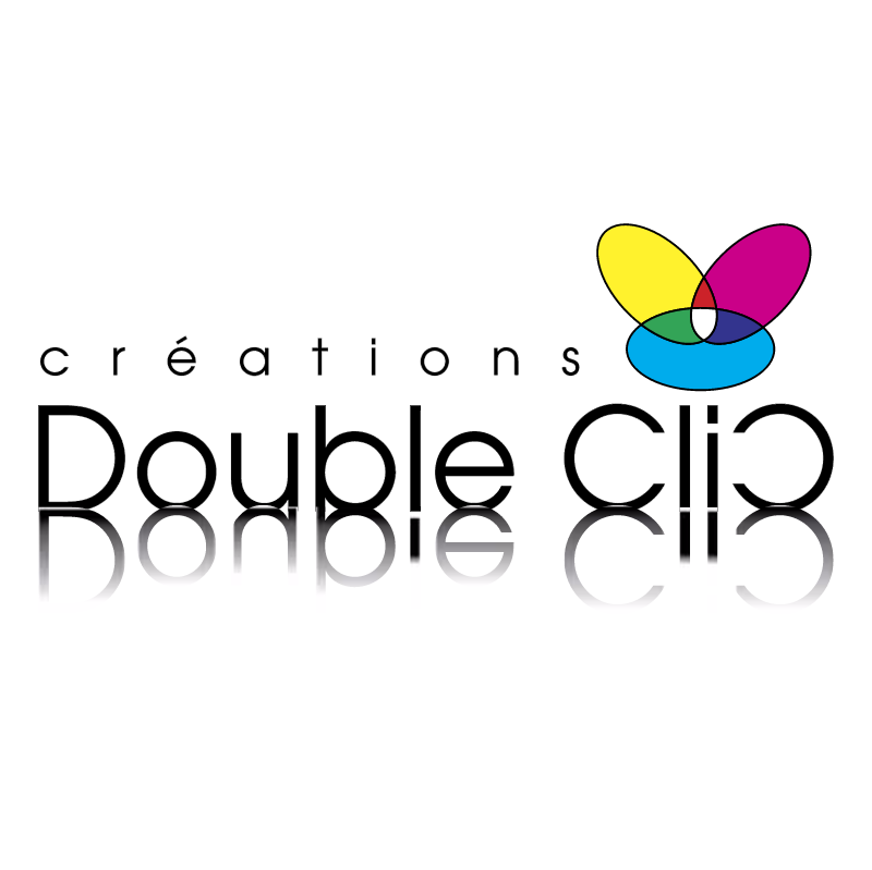 Creations Double Clic Inc vector