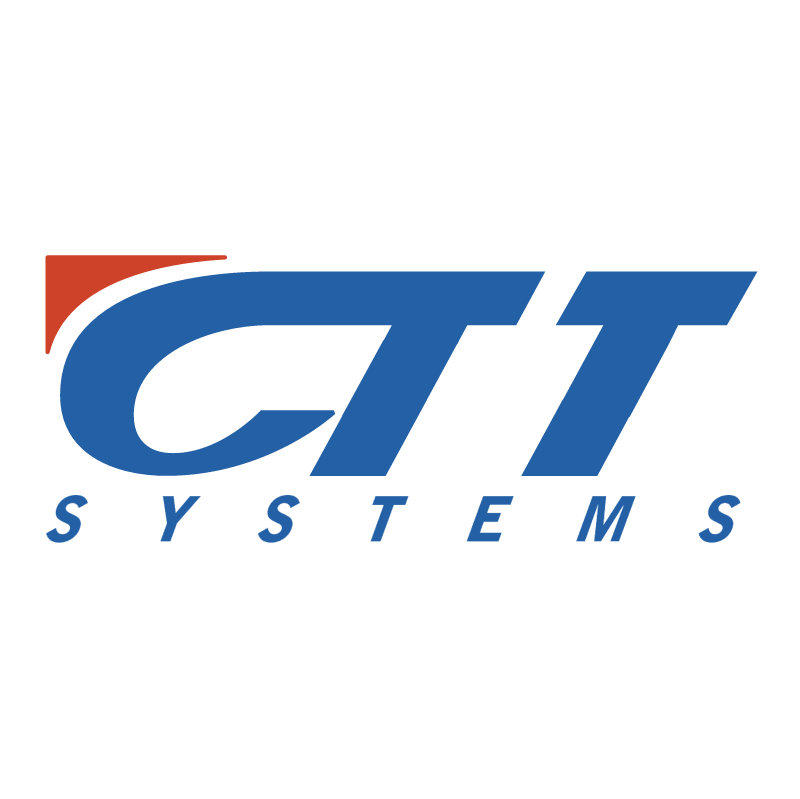 CTT Systems vector logo