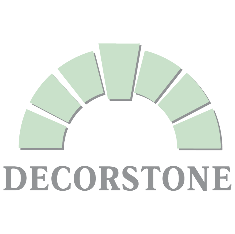 Decorstone vector logo