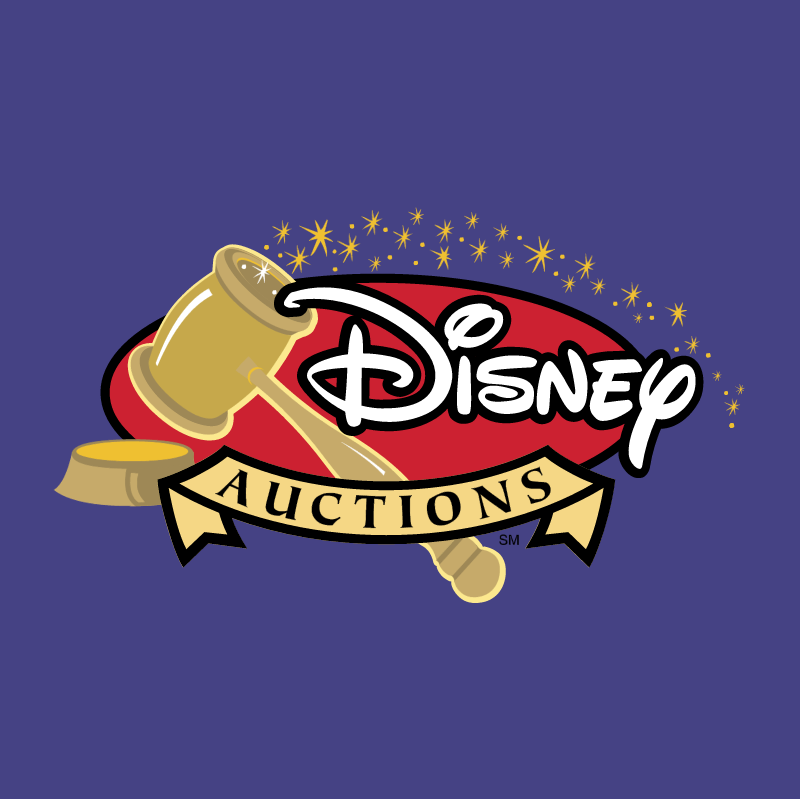 Disney Auctions vector