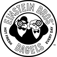 Einstien Bros Bagels vector