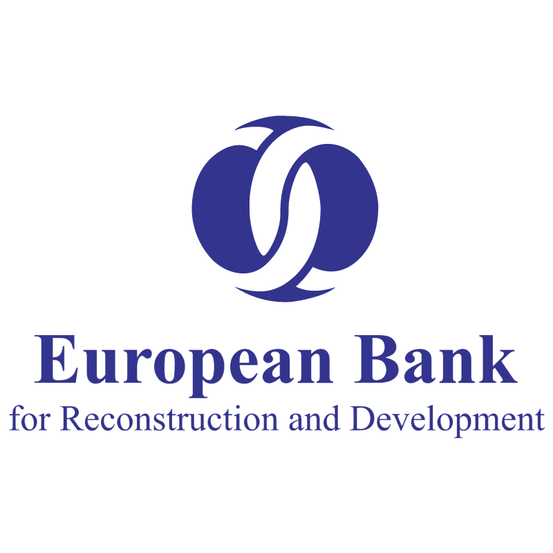 European Bank for RAD vector logo