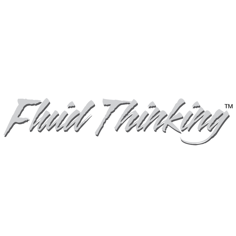Fluid Thinking vector