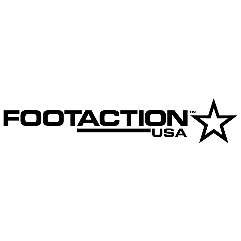 Footaction USA vector logo