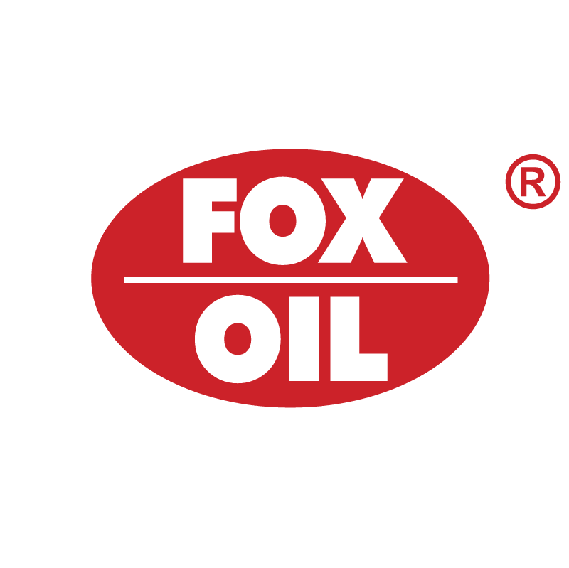 Fox Oil vector logo
