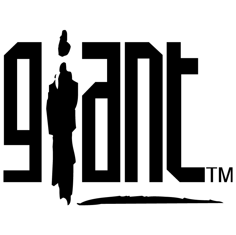 Giant Records vector logo