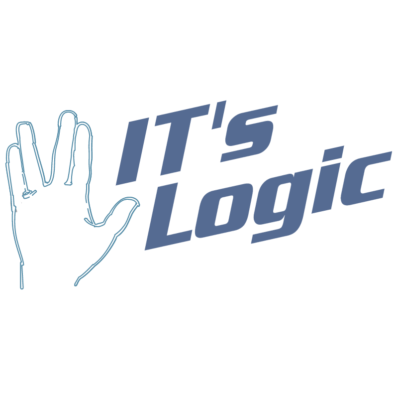 IT's Logic vector logo