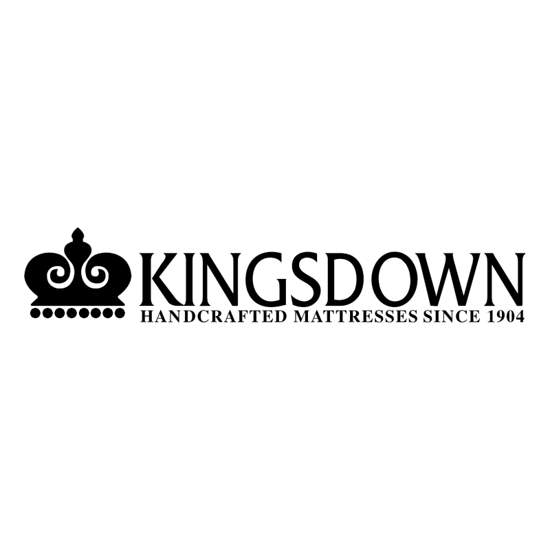 Kingsdown vector logo
