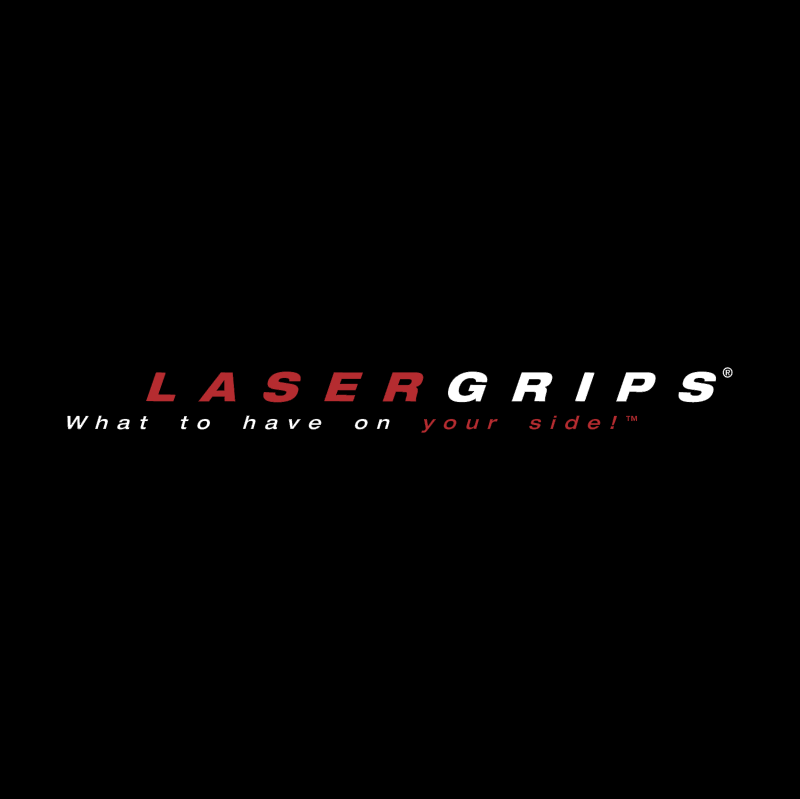 LaserGrips vector