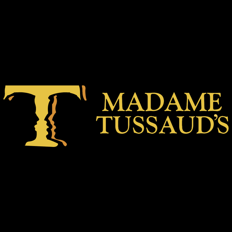 Madame Tussaud's vector logo