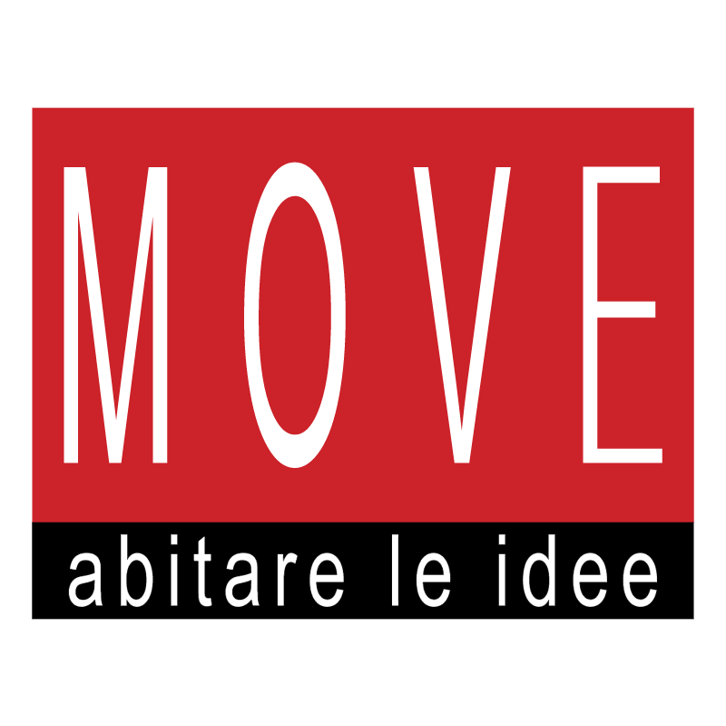 Move vector logo