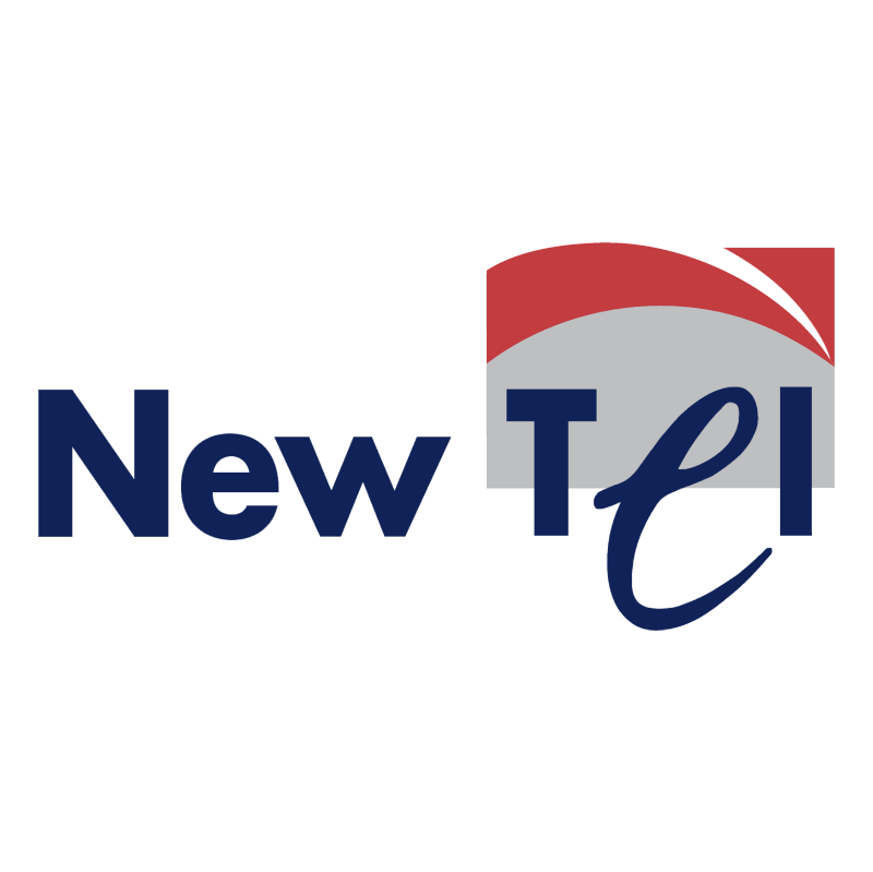 New Tel vector logo